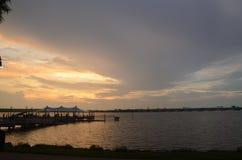 Wolken van Hemel 2 stock foto
