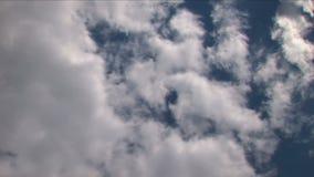 Wolken-Zeitspanne 01 stock footage