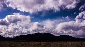 Wolken-Zeitspanne stock video footage