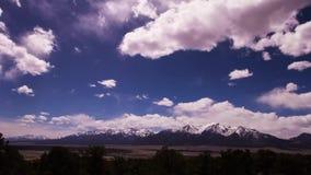 Wolken-Zeitspanne stock footage