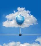 Wolkendaten Lizenzfreie Stockfotografie