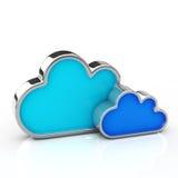 Wolkendatenverarbeitung Stockbilder