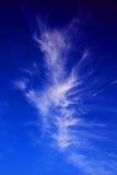 Wolkengefluister Royalty-vrije Stock Foto