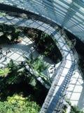 Wolkenkoepel, Singapore Stock Foto's