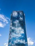 Wolkenkonvergenz Stockfotos