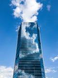Wolkenkonvergenz Lizenzfreies Stockbild