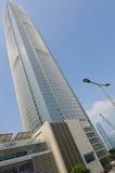 Wolkenkrabber Stock Afbeelding