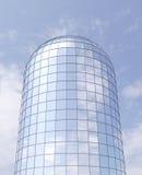 Wolkenkrabber royalty-vrije illustratie