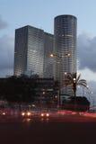 Wolkenkrabber Stock Foto's