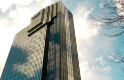Wolkenkrabber in Birmingham Stock Foto