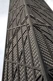 Wolkenkrabber in Chicago Stock Afbeelding