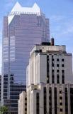 Wolkenkrabber/de Bouw Stock Foto