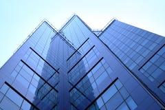 Wolkenkrabber, de bureaubouw Royalty-vrije Stock Foto