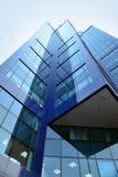 Wolkenkrabber, de bureaubouw Stock Fotografie