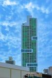 Wolkenkrabber in de stad van Panama, Panama Royalty-vrije Stock Fotografie