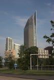 Wolkenkrabber: Hoftoren in Den Haag Royalty-vrije Stock Afbeelding