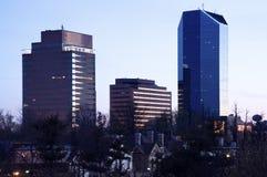 Wolkenkrabber in Lexington Stock Foto
