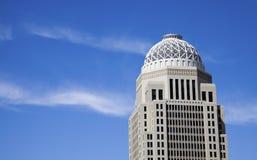 Wolkenkrabber in Louisville stock foto's
