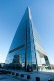 Wolkenkrabber in Madrid Royalty-vrije Stock Fotografie