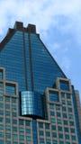 Wolkenkrabber in Montreal Royalty-vrije Stock Foto's