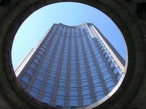Wolkenkrabber in New York Royalty-vrije Stock Foto