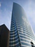 Wolkenkrabber in Parijs Royalty-vrije Stock Afbeeldingen