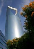 Wolkenkrabber in Riyadh Stock Foto's