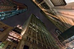 Wolkenkrabber Scape stock fotografie