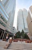 Wolkenkrabber in Toronto Stock Fotografie