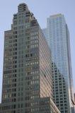 Wolkenkrabber van New York stock afbeelding