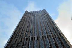 Wolkenkrabber van San Francisco, Californië Stock Afbeeldingen