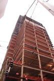 Wolkenkrabberbouw in Seattle Wa Stock Afbeeldingen
