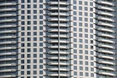 Wolkenkrabberdetail Royalty-vrije Stock Afbeelding