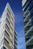 Wolkenkrabbers Royalty-vrije Stock Afbeeldingen