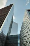 Wolkenkrabbers Stock Foto