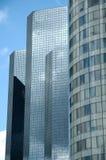 Wolkenkrabbers - bureaus Royalty-vrije Stock Foto's