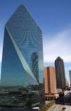 Wolkenkrabbers in Dallas royalty-vrije stock foto