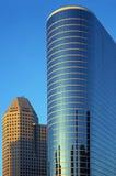 Wolkenkrabbers, Houston, de V.S. Royalty-vrije Stock Afbeeldingen