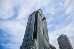 Wolkenkrabbers in Montreal Stock Fotografie