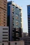 Wolkenkrabbers van Doubai, de V.A.E royalty-vrije stock afbeeldingen