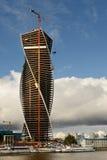 Wolkenkrabbers van MIBC Stock Afbeelding