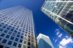 Wolkenkratzer. Stockbilder