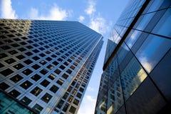 Wolkenkratzer. Lizenzfreie Stockfotos