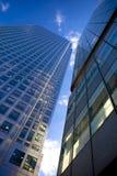 Wolkenkratzer. Lizenzfreie Stockfotografie