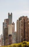 Wolkenkratzer Lizenzfreie Stockfotos