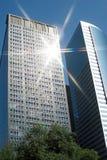 Wolkenkratzer Stockfoto