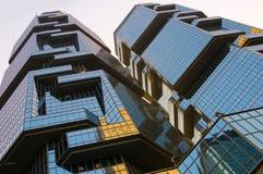 Wolkenkratzer 3 Lizenzfreies Stockfoto
