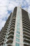 Wolkenkratzer in Atlanta stockfoto
