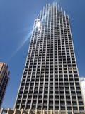 Wolkenkratzer in Benidorm Lizenzfreie Stockfotos