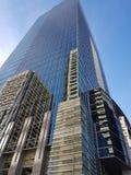 Wolkenkratzer Calgary Stockbilder